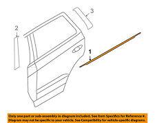 HYUNDAI OEM 07-12 Santa Fe Rear-Window Sweep Belt Felt Molding Right 832202B000