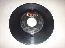 DooWop 45RPM - Duprees - My Own True Love