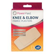 5 de la rodilla y codo yesos acolchada extra rápida curación flexible del Reino Unido la venta