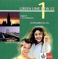 Green Line New E2. Englisch als 2. Fremdsprache. Für den Beginn in den Klas - CD