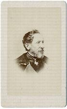 Leonhard von Blumenthal, General d. Infanterie, frühe Original CdV um 1865