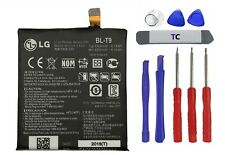 OEM 2300mAh Replacement Battery BL-T9 For Google Nexus 5 LG D820 D821 with Tools