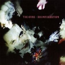 THE CURE - DISINTEGRATION (REMASTERED)  CD  12  TRACKS GOTHIC/ROCK/POP  NEU