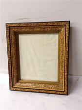 """Antique Shingle Back Frame. Takes a 10"""" x 12"""" Picture. Believed to be 1800s."""
