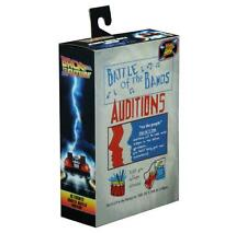 """NECA Back to the Future 7"""" Scale Action Figure Ultimate Marty McFly 85' Audition"""