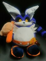 SEGA Sonic Adventure Super jumbo Plush Big The Cat Japan Very RARE 1999