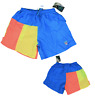 NOS Vintage 90s Umbro Pele Mens XL Color Block Nylon Jogging Soccer Shorts