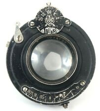 GOMZ ORTAGOZ 4.5/135 Russian Lens with Shutter FOTOKOR #1 Prewar Camera