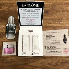 Lancome Love Your Age Skincare Discovery Kit GENIFIQUE & RENERGIE Gift Set