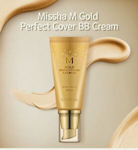 MISSHA Gold Perfect Cover BB Cream 50ml  No.23