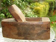 Antique Vintage Carpenters tool Planer Carpentry Old