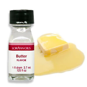 Butter LorAnn Flavour - 1 Dram BBD Clearance