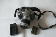 Canon EOS 300D Digital-SLR DSLR Camera with EF 28-90 mm Canon Lens - SILVER