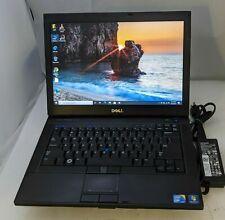 Dell Latitude E6410 Laptop Intel Core i5-2.53Ghz 4Gb 250Gb Dvd-Rw WiFi Win10