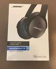 Bose QuietComfort 25 Wireless Bluetooth Kopfhörer - Schwarz