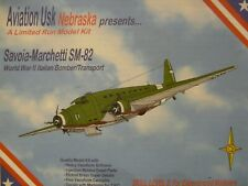 Maquette Avion 1/72 Aviation Usk Xotic.72 Ref AU1018 Savoia-Marchetti SM-82 Mars