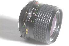 Minolta MD 24mm f/2.8 W Rokkor-X SLR Camera Lens SN 2017745