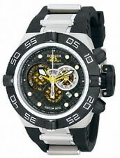 Swiss Made Invicta 6568 Subaqua Noma IV Chronograph Watch with 3-Slot Dive Case