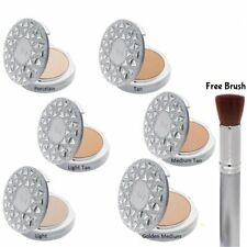 Pur 4-in-1 Pressed Mineral Powder Foundation with Brush