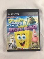 SpongeBob SquarePants Planktons Robotic Revenge Sony PlayStation 3 PS3
