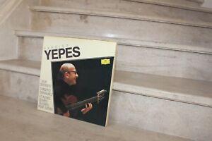 coffret LP  X 3 Narciso Yepes / jeux interdits concerto d'aranjuez..............