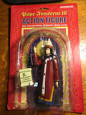 NEW Accoutrements Pope Innocent III Action Figure SEALED