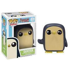 FUNKO POP TELEVISION Adventure Time GUNTER Penguin #87 Vinyl Figure In Stock