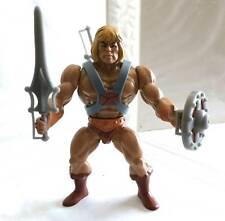 HE-MAN • 100% COMPLETE • SUPER 7 EPIC BATTLES • MASTERS OF THE UNIVERSE