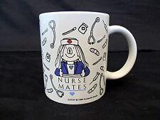 Cathy Nurse Mates Mug Guisewite 1996 Comic Coffee Tea Cup