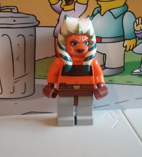 Star Wars lego mini figure AHSOKA TANO 8098 7751 8037 7675 7680