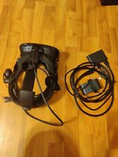 HTC Vive Headset with Deluxe Audio Strap and Extended Cables