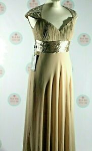 EVER PRETTY Sleeveless Long Cocktail Prom Party Dress UK Size 10 BNWT
