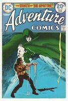 Adventure Comics #431 (DC 1974) The Spectre Begins - Jim Aparo Cover & Art