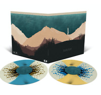 We Lost The Sea Departure Songs CUSTOM BUTTERFLY SPLATTER COLOR Vinyl 2xLP x/200