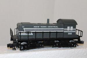 K-line #2321 NEW YORK CENTRAL S-2