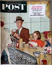 The Saturday Evening Post August 16, 1952 - FULL MAGAZINE