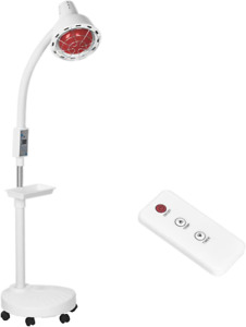 275W Heat Mineral Far Infrared Lamp Circulation Pain Relif Heating Therapy Light