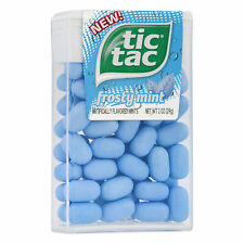 Tic Tac New Frosty Mints - 12 Pack - 1 oz. Per Pack