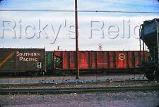 Original Slide B&LE 98095 Hopper Bessemer & Lake Erie Tucson, AZ 1976