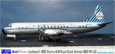 KLM L-188 Electra (PH-LLD), 1:400  Modell, Aeroclassics