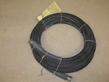 "NEW Wireless Antistatic Hose 330234-S-PA 1/4"" ID Max WP 3300 PSI 228 Bar"
