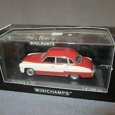 528E Minichamps 1:43 Wartburg Era 312 Berlina 1958