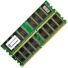 Memoria Ram 4 Asus Motherboard Desktop P5GD1-VM P5GDC Pro 2x Lot DDR SDRAM