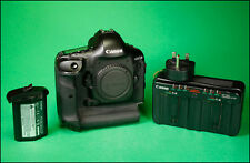 Canon EOS 1DX Professional DSLR Camera Sold With Charger, & Battery, Fully Works