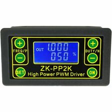 ZK-PP2K PWM DC Motor Speed Controller Frequency Duty Cycle Regulator Switch