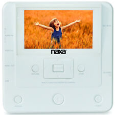 Naxa Nmt-1100 4.3-Inch Multi-Function Media Recorder with Hdmi & Usb in White