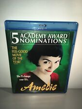 Amelie (Blu-ray Disc, 2011) Audrey Tautou Miramax - Like New A+