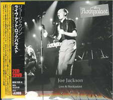 JOE JACKSON-LIVE AT ROCKPALAST-JAPAN 2 CD+2 DVD L60