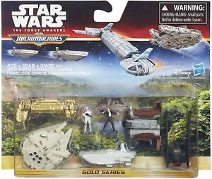 star wars micromachines gold series space pursuit