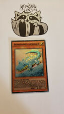 Yugioh! Custom Orica Proxy card – Animadorned Archosaur
